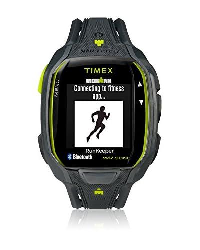 TIMEX Reloj de cuarzo Man Ironman Run X50+ Gris 42 mm