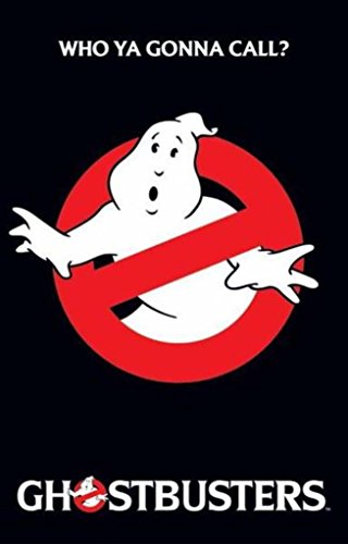 "Ghostbusters ""Who Ya Gonna Call?"", Movie Poster Print, 24 by 36-Inch"