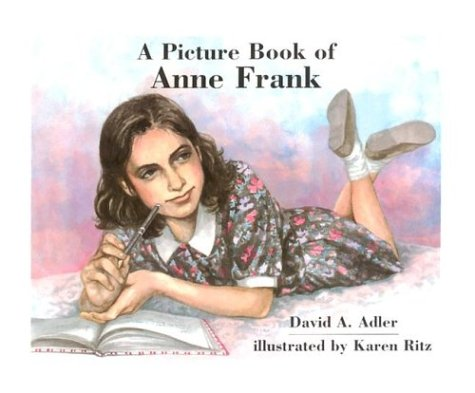 A Picture Book of Anne Frank (Picture Book Biographies)
