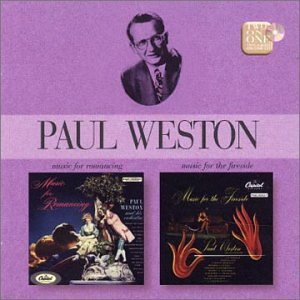 Paul Weston - Music For Romancing / Music For The Fireside - Zortam Music