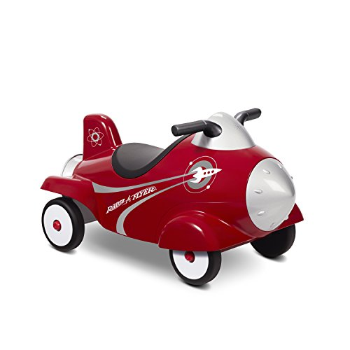 Radio Flyer Retro Rocket Ride