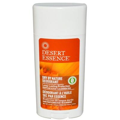 Aluminum Free Dry By Nature Deodorant, 2.75 oz, From Desert Essence