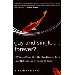 re: Single Gay Men Unite!