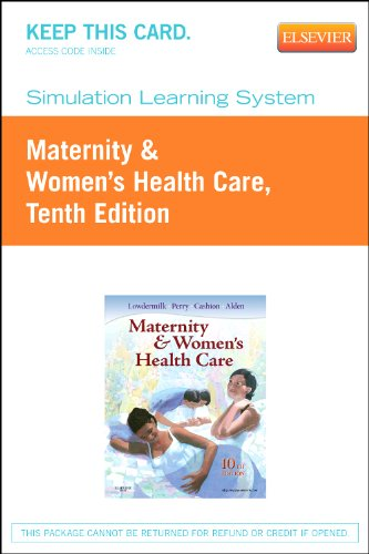 Simulation Learning System for Maternity & Women's Health Care (Access Code), 10e
