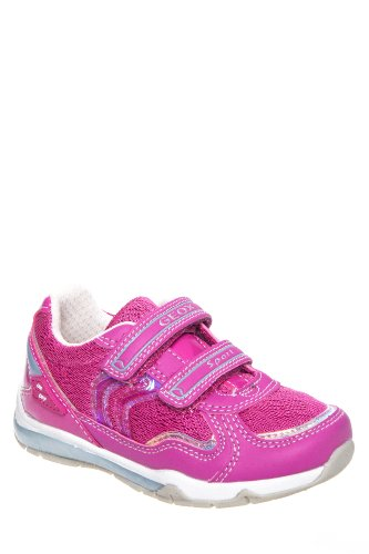 Geox Kid's Jr Magica Hook & Loop Waterproof Sneaker