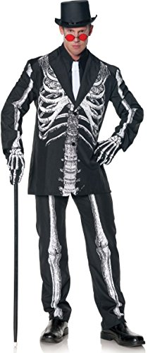 Bone Daddy Mens Costume - Plus Size X-Large