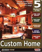 Custom Home 3D Design