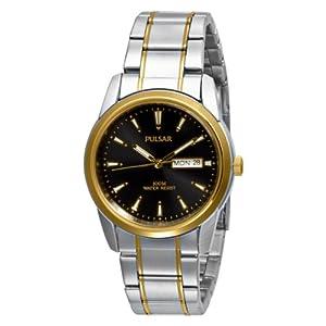Amazon.com: Pulsar Men's PJ6010 Dress Watch: Watches