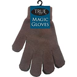 True Gear Cold Weather Magic Gloves (brown)