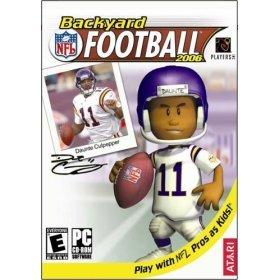 Backyard Football 2006 by Humongous Entertainment