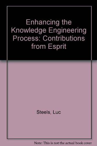 Enhancing the Knowledge Engineering Process: Contributions from Esprit
