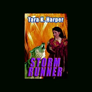 Storm Runner Audiobook
