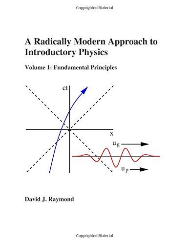 A Radically Modern Approach to Introductory Physics: Volume 1: Fundamental Priciples