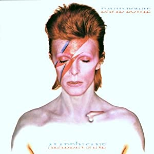 "Cover of ""Aladdin Sane"""