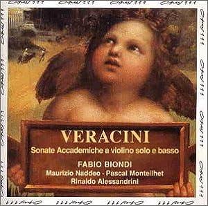 Francesco Maria Veracini: Sonate Accademiche