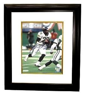 Fred Taylor signed Jacksonville Jaguars 8x10 Photo Custom Framed