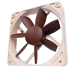 Noctua NF-S12B FLX 120 x 25mm Fan (600/900/1200 RPM)