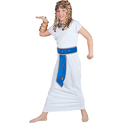 Child's Girl's Egyptian Princess Halloween Costume (Size:Medium 8-10)