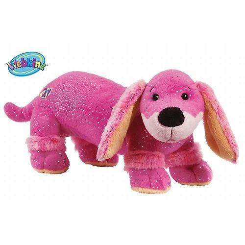 Webkinz Plush Stuffed Animal Dazzle Dachshund