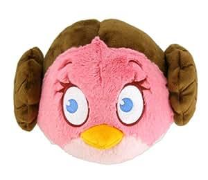 "Angry Birds Star Wars 5"" Bird - Leia"