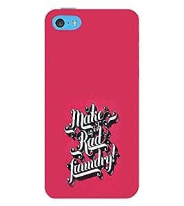 EPICCASE Cool Case Mobile Back Case Cover For Apple iPhone 5c (Designer Case)