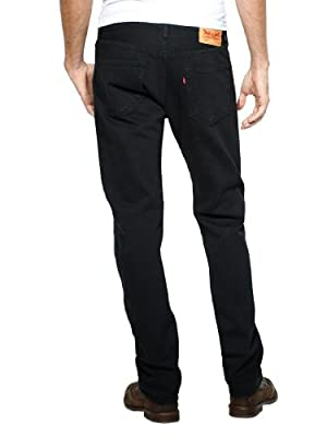 Levi's Men's Jeans - black - 36W x 30L