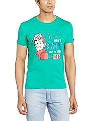 Archie Men's Round Neck Cotton T-Shirt