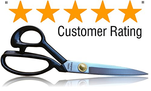 Best Review Of ✂ STRONGER THAN STAINLESS STEEL! ✂ Professional 9-inch High Carbon Stainless Stee...