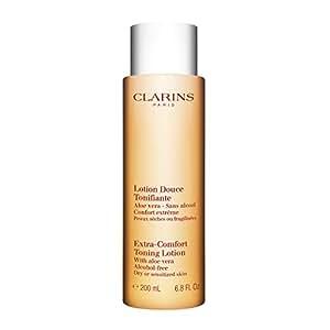 Amazon.com : Clarins Extra Comfort Toning Lotion, 6.9