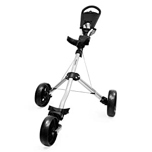 Tour Gear 3-Wheel Push Cart