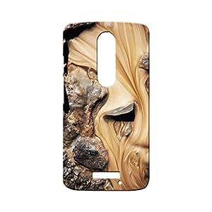 BLUEDIO Designer Printed Back case cover for Motorola Moto X3 (3rd Generation) - G2229