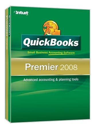QuickBooks Premier 2008