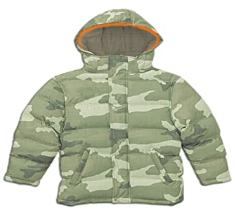 Amazon.com: Arctic Gear Camouflage Winter Coat, Fleece