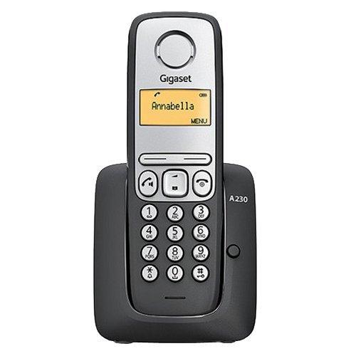 Gigaset A230 Téléphone sans fil Noir