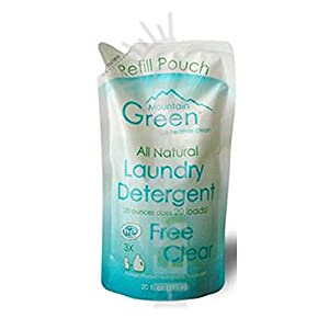 Free and Clear Laundry Detergent Refill Pouch