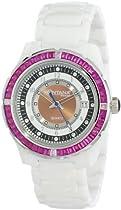 Montana Time Unisex MT927 Classic Analog Ceramic Stones Watch