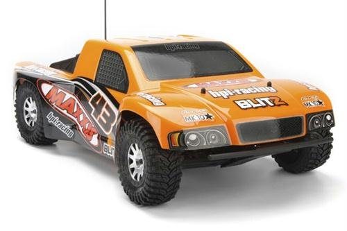 HPI Racing RTR 1/10 Blitz Short Course with Racer's Edge Battery and Charger