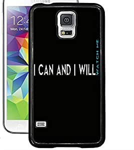 ColourCraft Quote Design Back Case Cover for SAMSUNG GALAXY S5 NEO