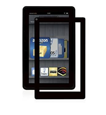 Moshi iVisor AG Screen Protection for Kindle Fire (Anti-Glare) - Bubble Free Installation (will not fit HD or HDX models)