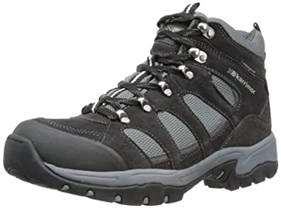 Karrimor Mens Bodmin Mid 3 Weathertite Trekking and Hiking Boots K603-BLC Black Sea 8 UK, 42 EU, 9 US