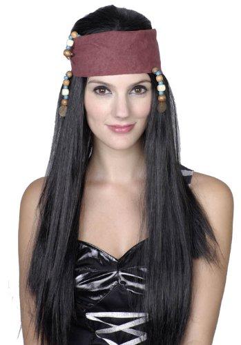 coiffure femme pirate
