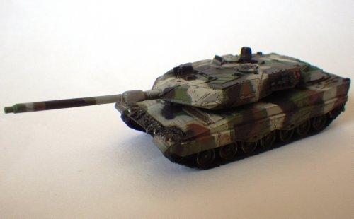 西ドイツ軍 レオバルド 2 主力戦車 A6型 冬季迷彩