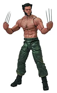 Marvel Select Wolverine 2 Movie Action Action Figure