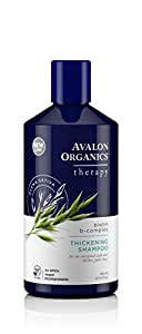 Avalon Organics Biotin B-Complex Thickening Shampoo, 14 Fluid Ounce