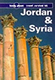Lonely Planet Jordan and Syria (3rd ed) (0864424272) by Simonis, Damien