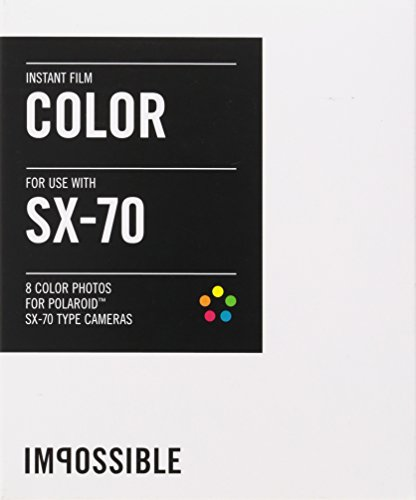 Impossible-PRD2783-Color-Film-for-Polaroid-Sx-70-Cameras