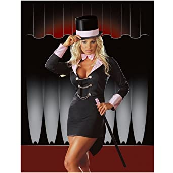 Sexy Dreamgirl Broadway Babe Costume