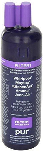 Whirlpool Refrigerator Water Filter W10295370A