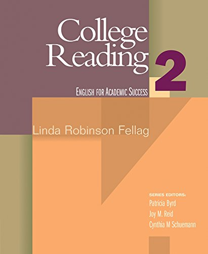 College Reading 2 (Houghton Mifflin English for Academic...