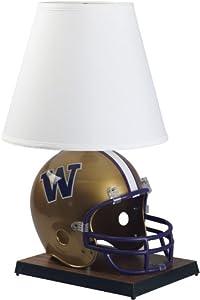Buy NCAA Washington Huskies Helmet Lamp by WinCraft